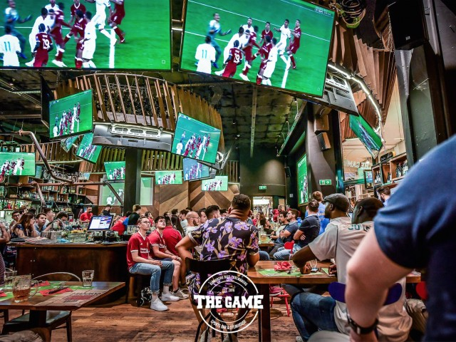 The Game Kirchberg